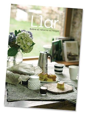 Llar, sobre el retorno al hogar. Libro de Pepo Maralva y Lu Laforesta