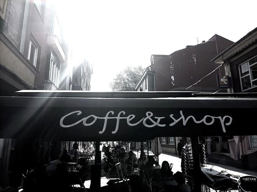 Coffe & shop