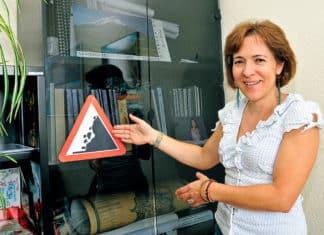 María José Domínguez, geóloga