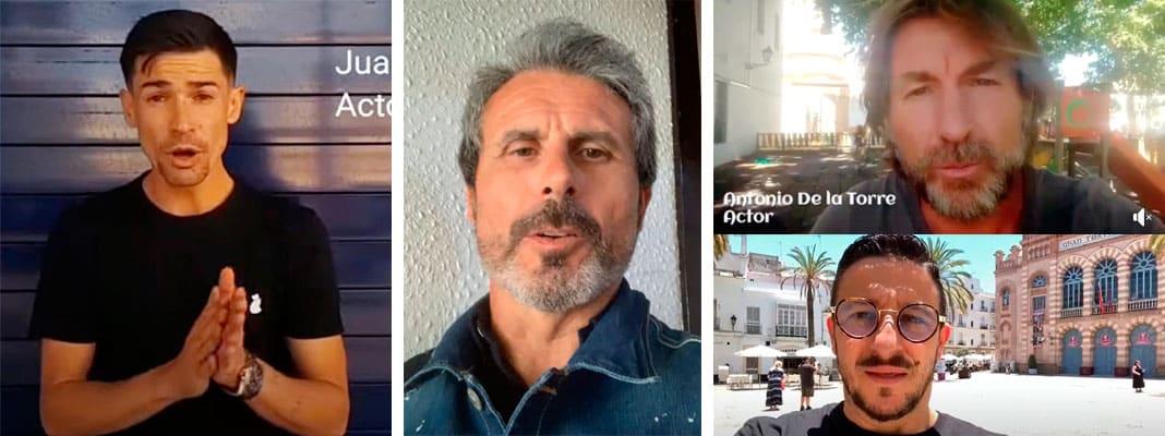Juan José Ballesta, Alkorta, Antonio de la Torre y Palomar, entre otros, son algunas de las personalidades que apoyan la candidatura de los Premios Princesa de Asturias de la Concordia 2022