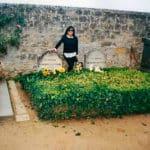 Tumbas de los hermanos Vang Gogh en Auvers (Francia)